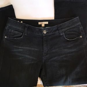 🍀March Madness🍀Cabi Cropped Black Jeans